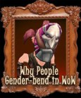 The Spectacle of Play and Characters - Gender-bending pt. 3