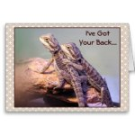 Lizard Friendship Photo Gifts