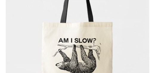 Cute and funny novelty bags