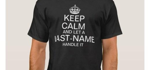 Popular Keep Calm Shirts and T-Shirts