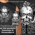 Skull Tattoo Design Products