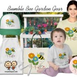 Bumble Bee Flower Design Products