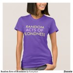 Random Acts of Blondness Shirts