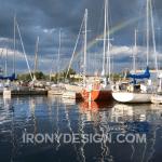 Boat Dock at Marina Photograph