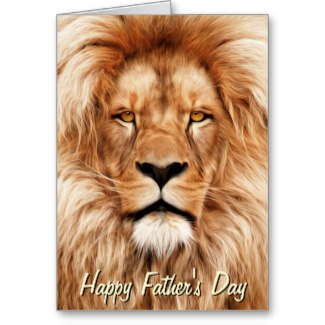 Father's Day Cards Animal Photography