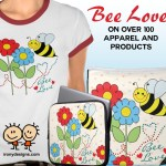 Bee Love Design Apparel and Products
