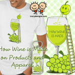 How Wine is Made Funny Illustration