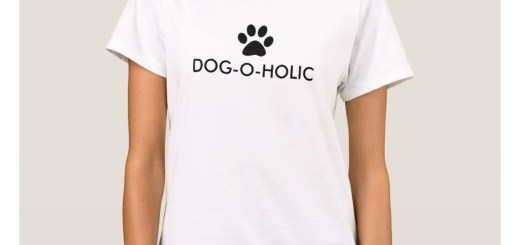 Dog-O-Holic Shirts and Cat-O-Holic Shirts!