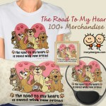 Dog Lovers Road To My Heart Gifts