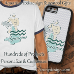 Zodiac Sign Aquarius Products