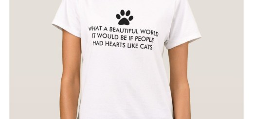 Hearts Like Cats Shirts