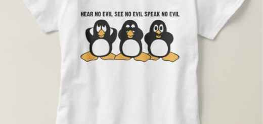 Three Wise Penguins Products and Apparel