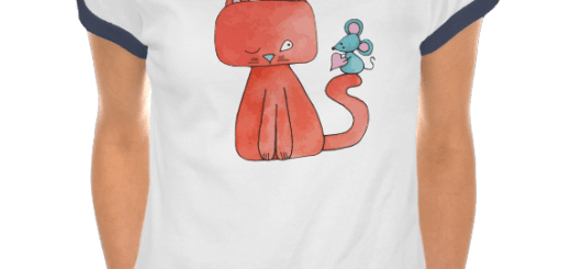 Red Cat Merchandise by Pet Lover's Apparel