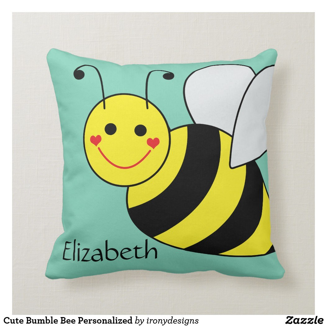Personalized Bumble Bee Gifts