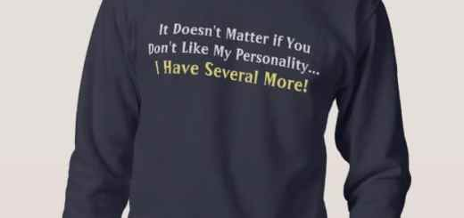 Funny Personality Shirts