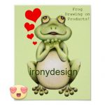 Cute Frog Gift Products