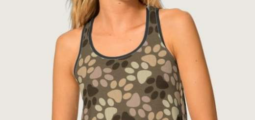 Women's All-Over Print Tank Tops