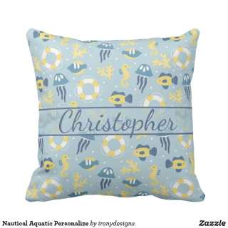 Nautical Design Aquatic Gift Apparel and Products