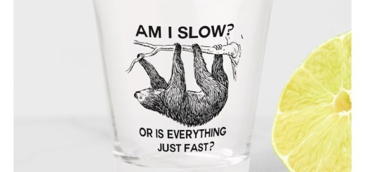 Sloth am I slow Gifts Products