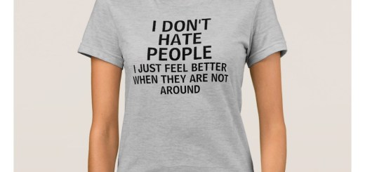 Introvert T-Shirts Funny Saying Shirts