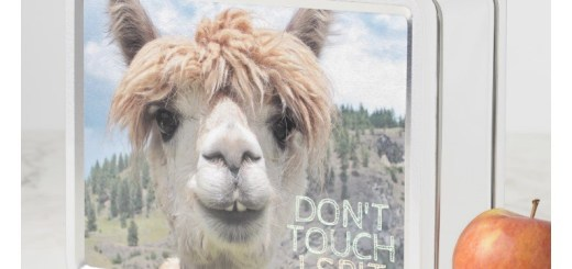 Gifts for Alpaca Lovers - Funny Alpaca Photo Products