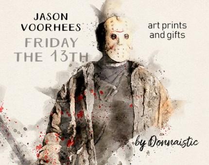 Jason Voorhees Prints