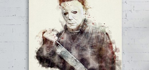 Michael Myers Prints - Horror Movie Posters, Mugs, Phone Cases, and more.