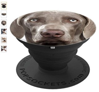Big Dog Faces PopSockets Grip and Stand for Phones and Tablets