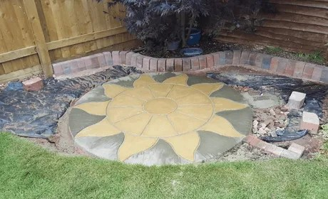 One of the leading Patio installation companies in Taunton