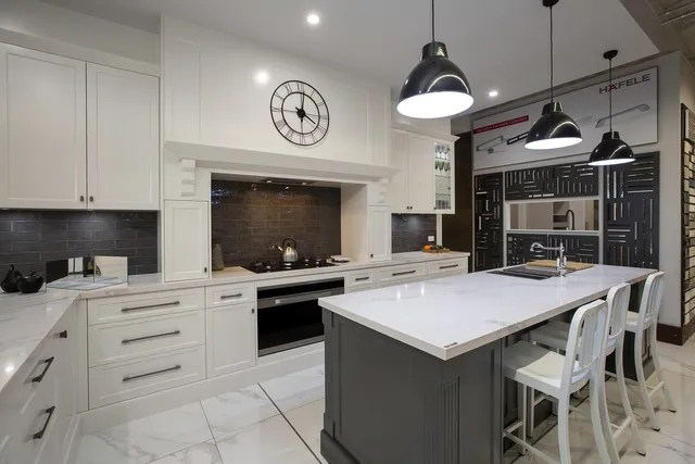 kitchen displays counter tops showroom tamworth pulse kitchens and interiors