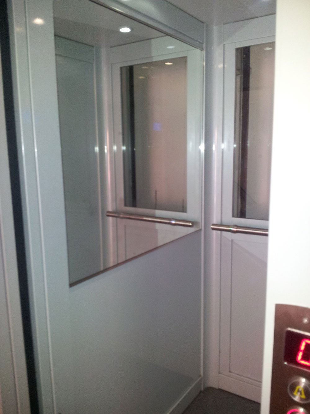 Ascensori panoramici ascensori per disabili Cabine per