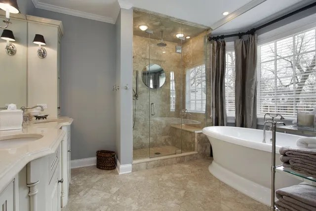 Bathroom Remodeling in Baltimore MD  Candew Construction Company