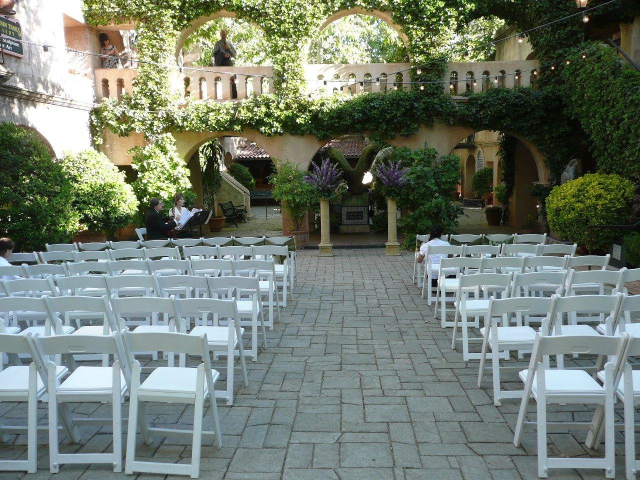 JUNE WEDDINGS CONTINUE AT TLAQUEPAQUE