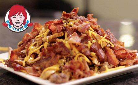 baconator beef fries