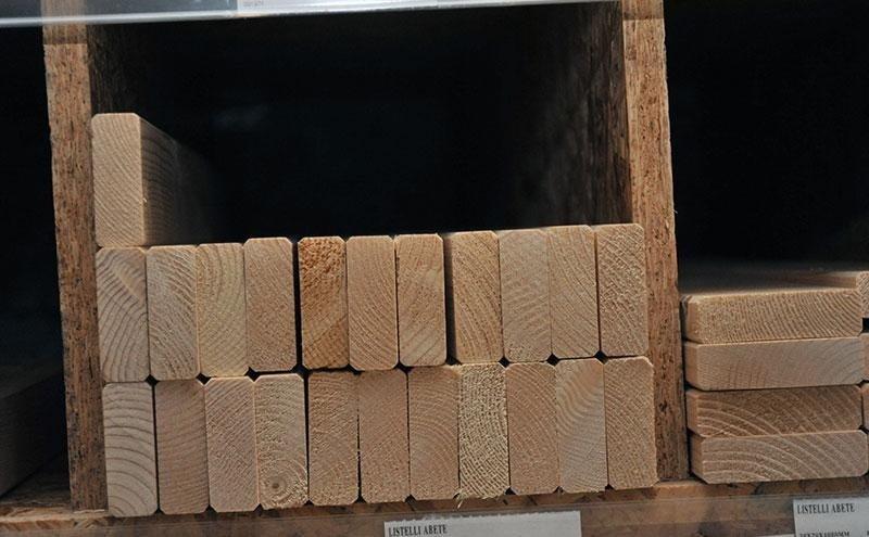 Accessori legno  Novara  Brico Fucea