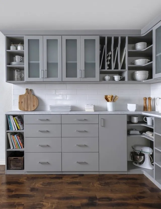 kitchen closets granite set pantry dallas storage shelves pull outs custom system
