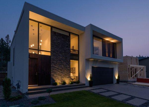 Upcountry Modern Home Design Kamloops Bc