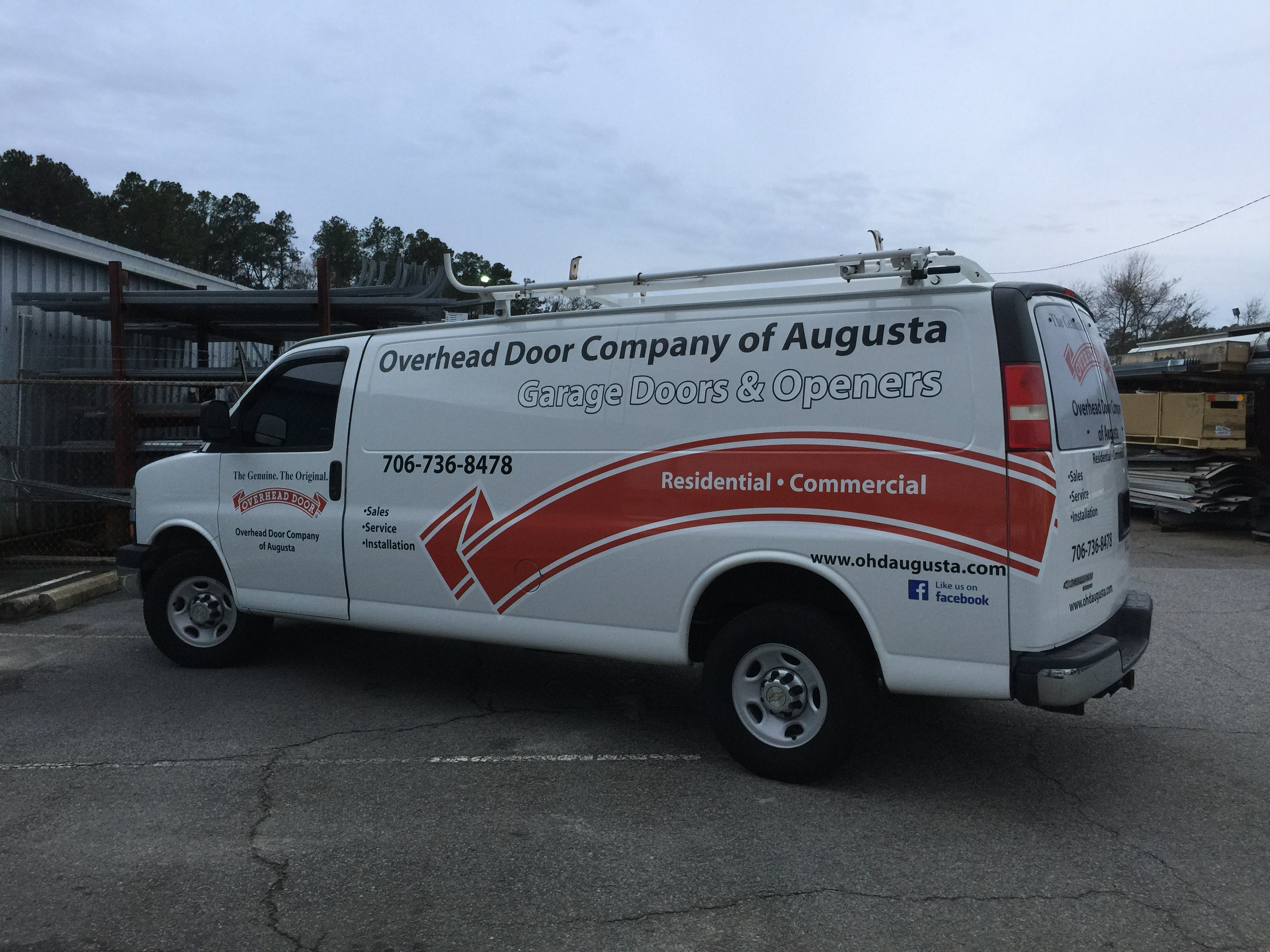 About Us  Garage Door Service  Augusta GA  Aiken SC