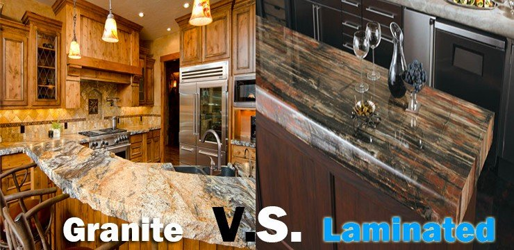 How To Cut Formica Countertop Without Chipping Granite Vs Laminate: What's The Difference?