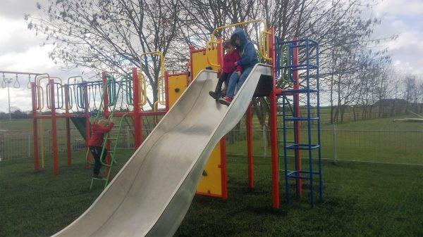 slides Playground Slides | Stainless Steel Slides | Yates Playgrounds