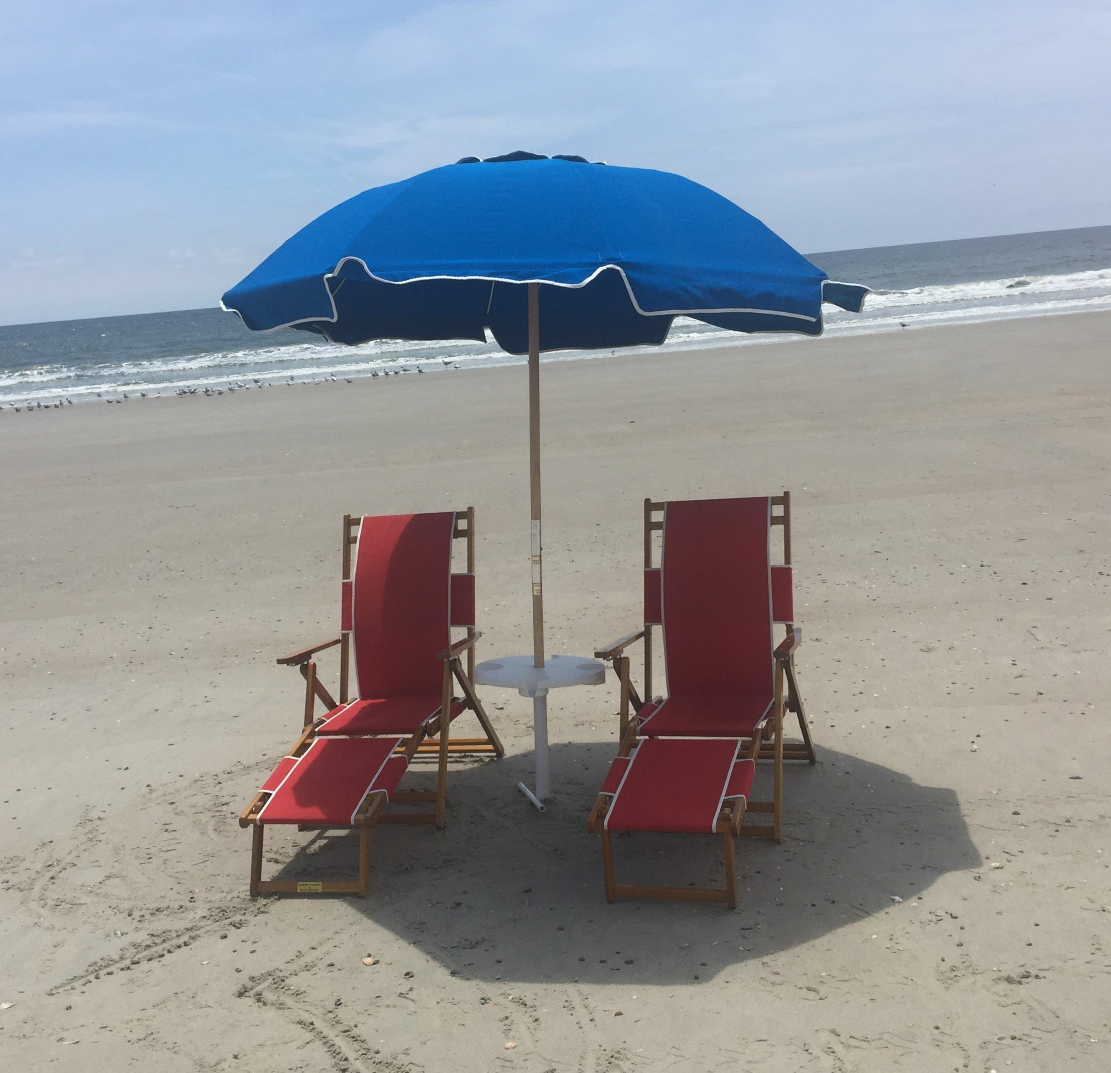 Beach Chairs With Umbrella Beach Chairs Beach Umbrellas Oak Island Nc Sharon S Linens
