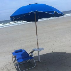 Beach Umbrella For Chair High Argos Ireland Chairs And Umbrellas Oak Island Nc Sharon 39s