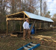 Portable Sawmill Shed Plans - Year of Clean Water