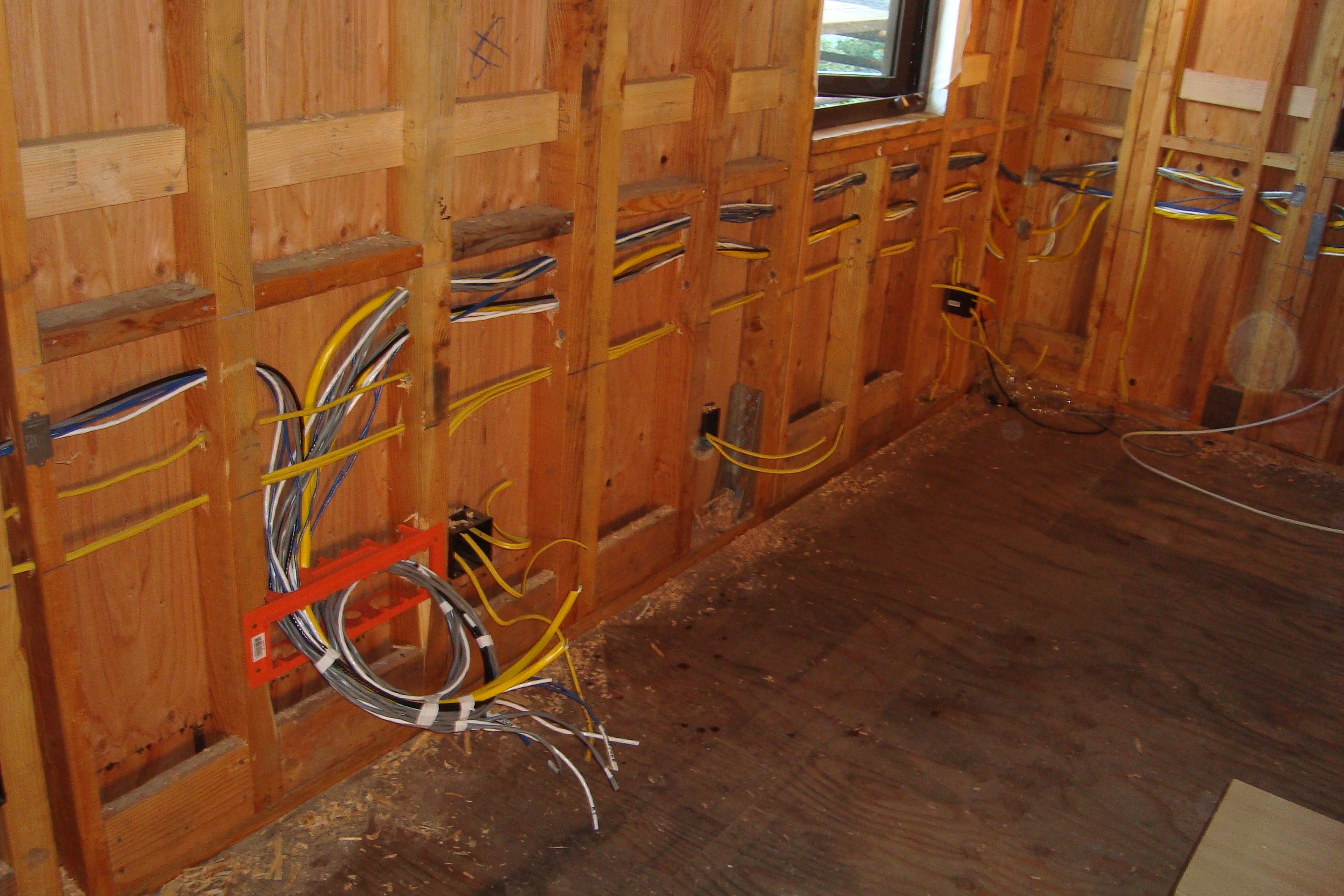 Electrical Wiring In House