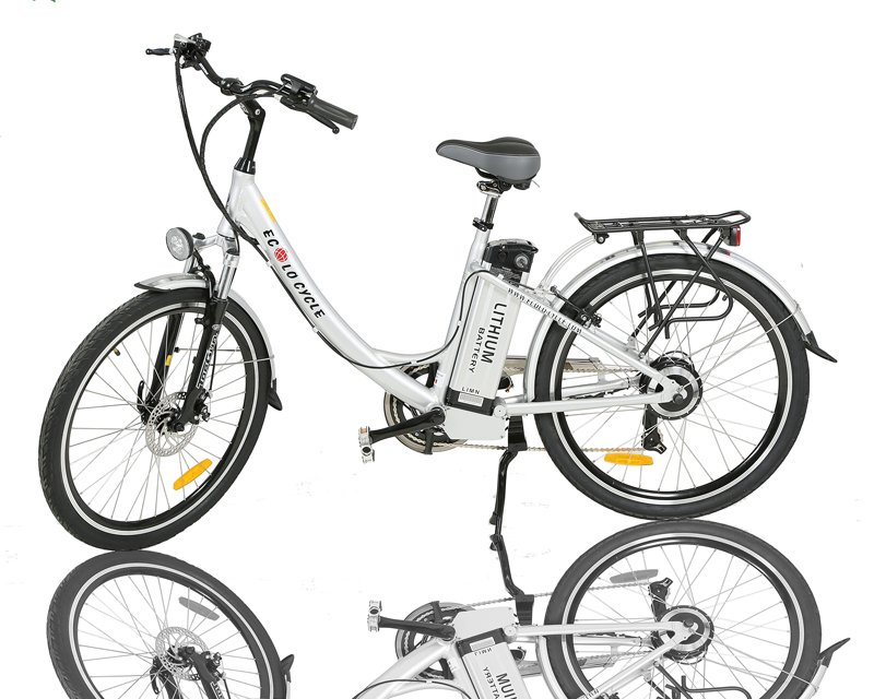 EcoloCycle Bolero Electric Bicycle