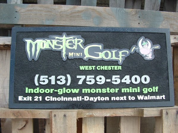 Custom Wooden Signs Cincinnati Creative Blast