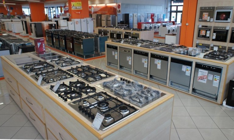 Elettrodomestici da incasso  Rimini  Chiari Expert