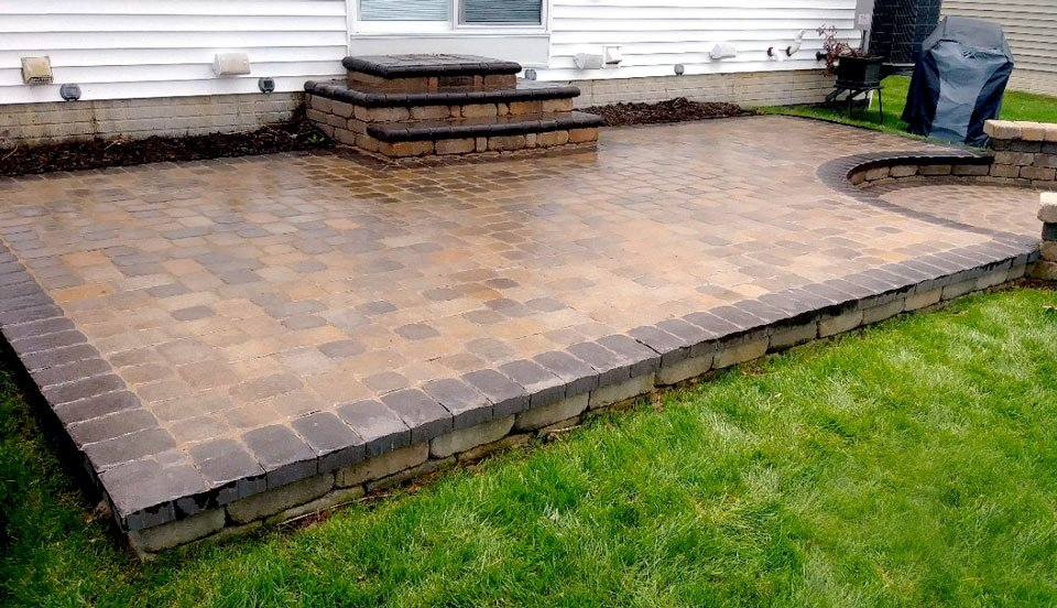 patio paver types and essential