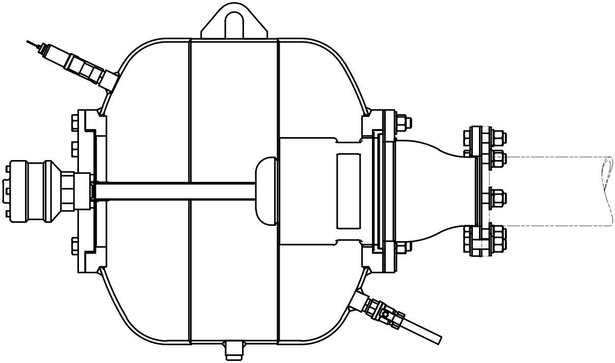 ESS Internal Valve Air Cannons