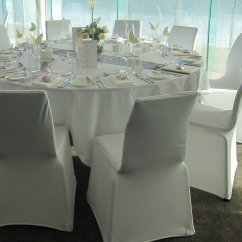 Lycra Chair Covers Nz Experimental Design Tableware Linen Centrepieces Event Styling Co Auckland